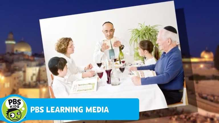 PBS LEARNING MEDIA | Passover | PBS KIDS