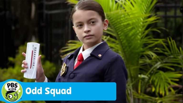 ODD SQUAD | Odd Temperatures | PBS KIDS