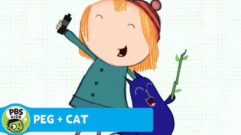 PEG + CAT | A World Made by Friends | PBS KIDS
