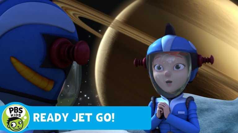 READY JET GO! | Exploring Enceladus | PBS KIDS
