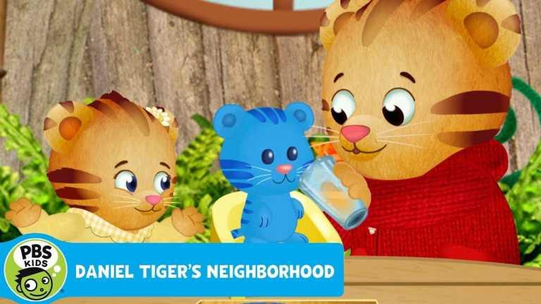 DANIEL TIGER'S NEIGHBORHOOD | Tigey is So Special to Me | PBS KIDS