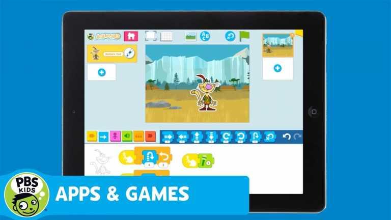 APPS & GAMES | PBS KIDS ScratchJr