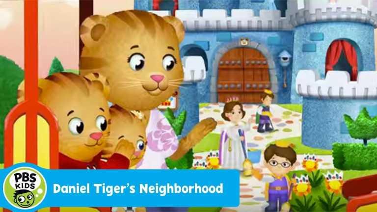 DANIEL TIGER'S NEIGHBORHOOD | Find the Helpers | PBS KIDS