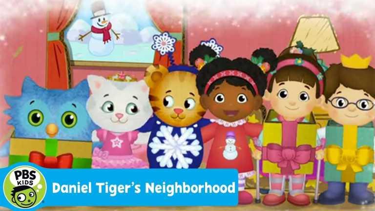 "DANIEL TIGER'S NEIGHBORHOOD | ""Many Ways to Be a Good Neighbor"" (Song) | PBS KIDS"