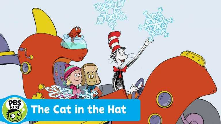 THE CAT IN THE HAT KNOWS A LOT ABOUT THAT | Melting and Freezing | PBS KIDS
