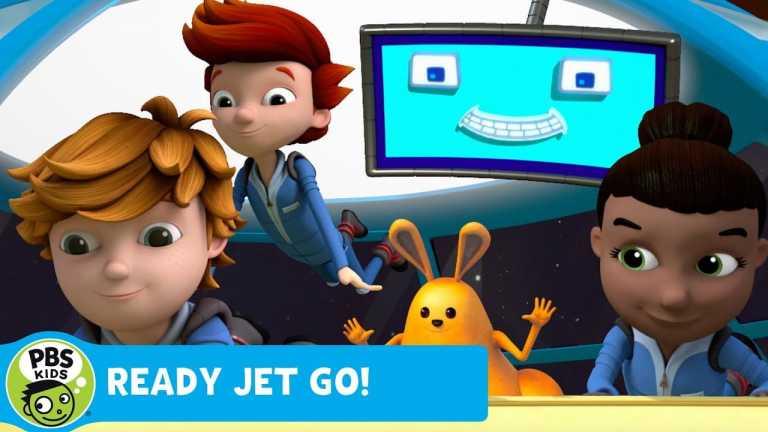 READY JET GO! | Jupiter's Moons | PBS KIDS