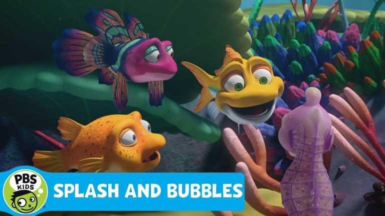 SPLASH AND BUBBLES | Operation Happy Papa | PBS KIDS