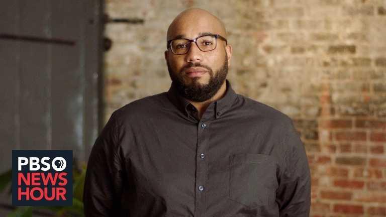 Artist Delano Dunn on exploring racial identity through his work