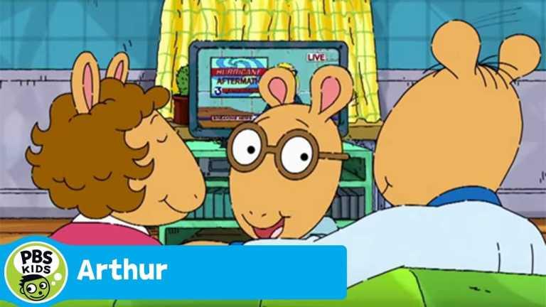 ARTHUR | Tell Someone | PBS KIDS
