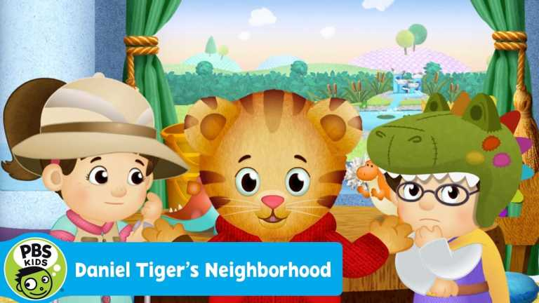 DANIEL TIGER'S NEIGHBORHOOD | We Can Take Turns | PBS KIDS