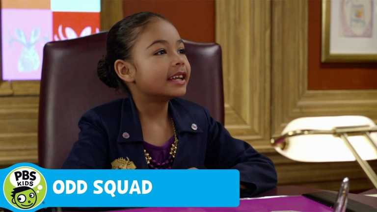 ODD SQUAD | The Official New Year's Eve Countdown | PBS KIDS