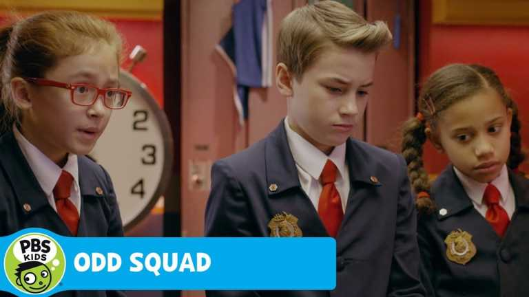 ODD SQUAD | Otis and Olympia Try to Get the Unicorn Case | PBS KIDS