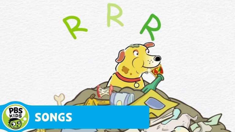 SONGS   Reduce, Reuse, Recycle   PBS KIDS