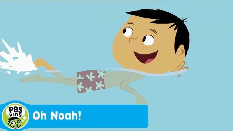 OH NOAH! | Making A Splash | PBS KIDS
