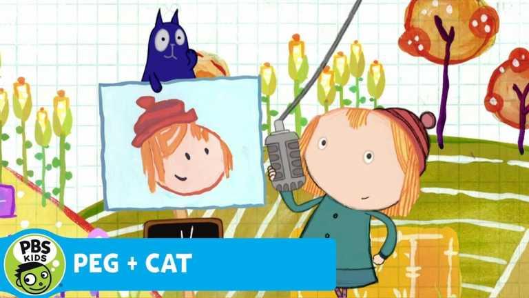 PEG + CAT | Vote for Peg! | PBS KIDS
