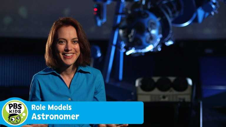 ROLE MODELS | Dr. Amy Mainzer | PBS KIDS