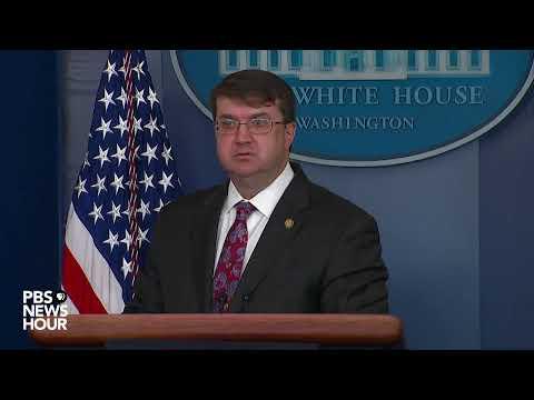 WATCH LIVE: VA Secretary Wilkie holds news briefing ahead of Veterans Day