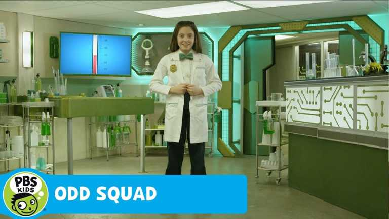 ODD SQUAD | Odd Squad Training Video #231: A Guide to Your Lab Coat | PBS KIDS
