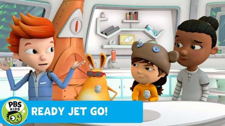 READY JET GO!   Sean Explains Black Holes   PBS KIDS