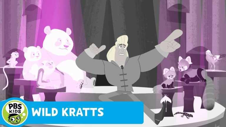 WILD KRATTS | The Gecko Effect | PBS KIDS