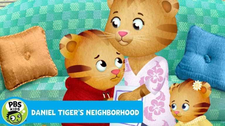 DANIEL TIGER'S NEIGHBORHOOD | Daniel Still Feels Sad | PBS KIDS