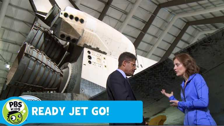 READY JET GO! | Endeavor | PBS KIDS