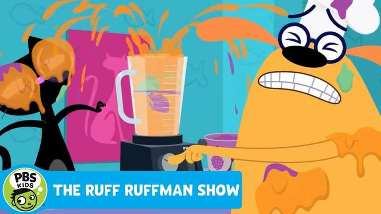THE RUFF RUFFMAN SHOW | The Cook-off Part 4: Ruff Mixes It Up | PBS KIDS