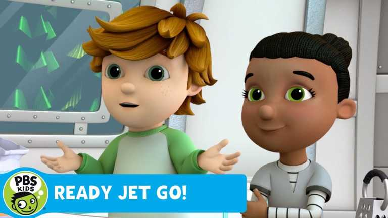 READY JET GO! | Science Question| PBS KIDS
