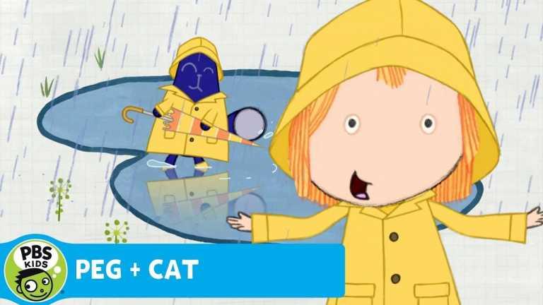PEG + CAT | Puddle Depth | PBS KIDS