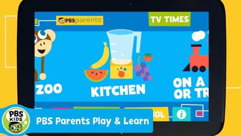 APP | PBS Parents Play & Learn | PBS KIDS (English)