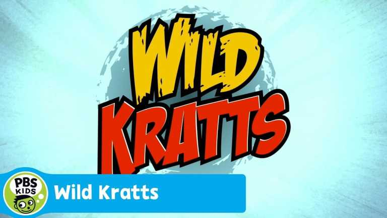 WILD KRATTS: Theme Song | PBS KIDS