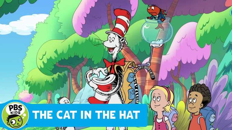 THE CAT IN THE HAT KNOWS A LOT ABOUT THAT | Little Cat B | PBS KIDS
