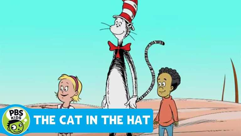 THE CAT IN THE HAT KNOWS A LOT ABOUT THAT | All About Skin | PBS KIDS