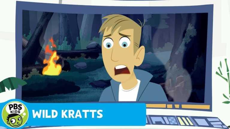 WILD KRATTS | Forest Fire | PBS KIDS