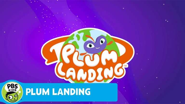 PLUM LANDING | Creaturizer Preview | PBS KIDS