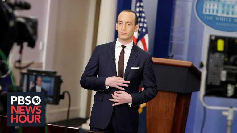 Alleged Stephen Miller emails reference white nationalist and anti-immigrant perspectives