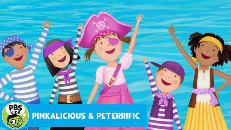 PINKALICIOUS & PETERRIFIC   Theme Song   PBS KIDS