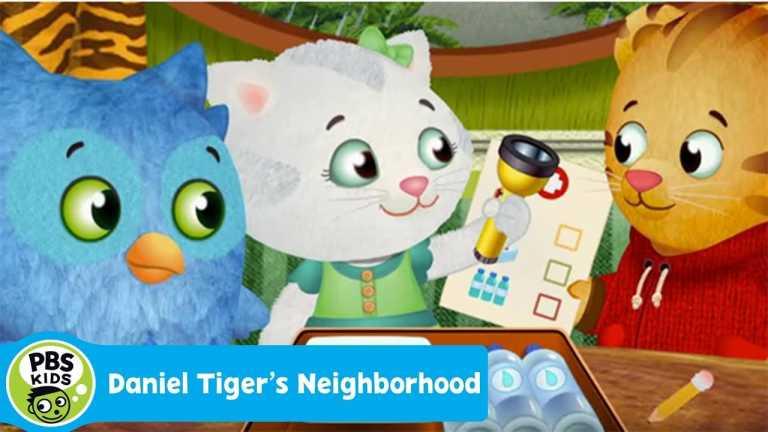 DANIEL TIGER'S NEIGHBORHOOD | Emergency Kit | PBS KIDS