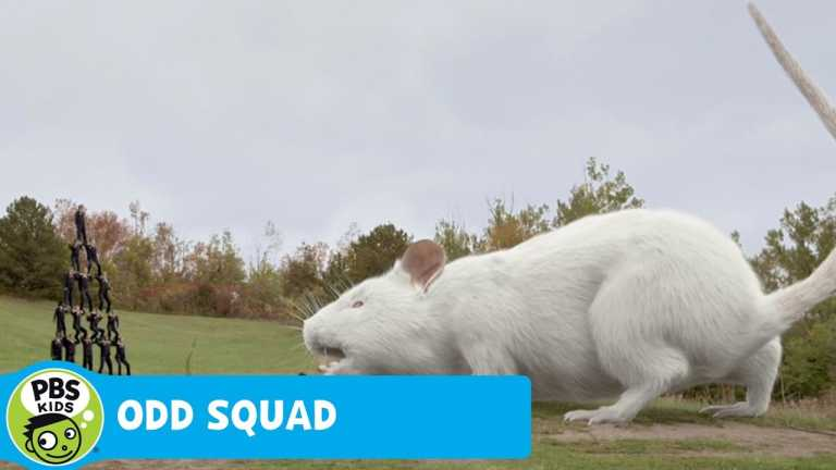 ODD SQUAD: THE MOVIE | Ginormouse | PBS KIDS