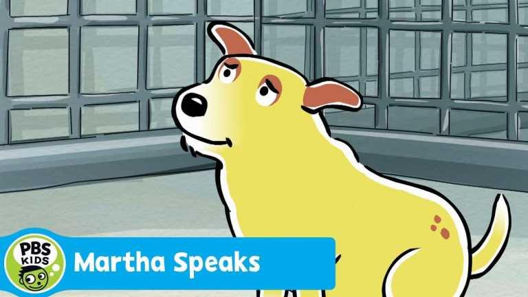 MARTHA SPEAKS | Puppy Martha | PBS KIDS