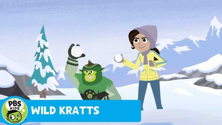 WILD KRATTS | A Kratt in Yeti's Clothing | PBS KIDS