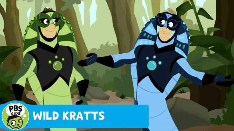 WILD KRATTS | King Cobra! | PBS KIDS