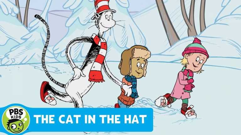 THE CAT IN THE HAT KNOWS A LOT ABOUT THAT! | Foraging for Lichen | PBS KIDS