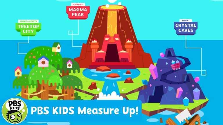 APPS & GAMES | PBS KIDS Measure Up! | PBS KIDS