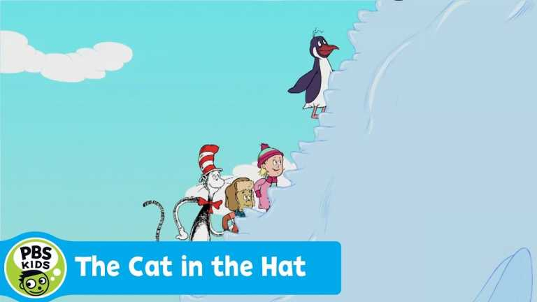 THE CAT IN THE HAT KNOWS A LOT ABOUT THAT | Whoosh! | PBS KIDS