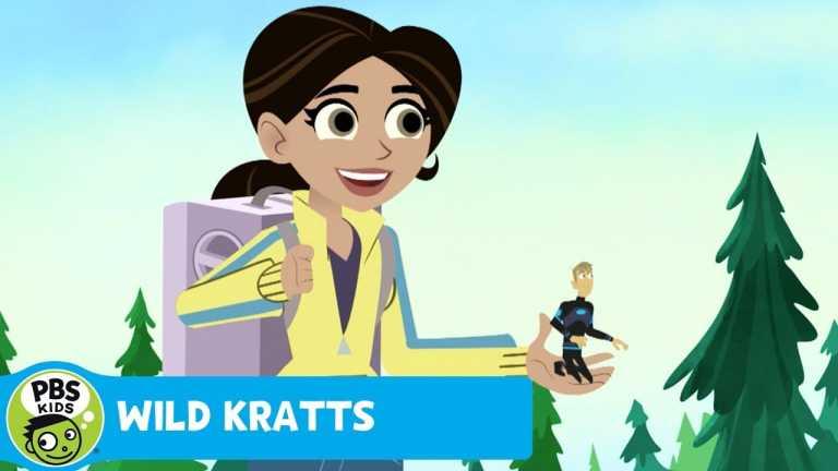 WILD KRATTS | Where's Martin? | PBS KIDS