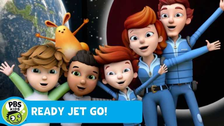 READY JET GO!   Is Your Planet Like My Planet?   PBS KIDS