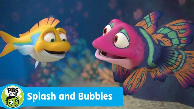 SPLASH AND BUBBLES | A New Show Coming November 2016 | PBS KIDS