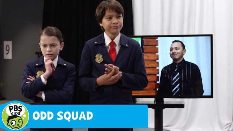 ODD SQUAD | The Weatherman | PBS KIDS