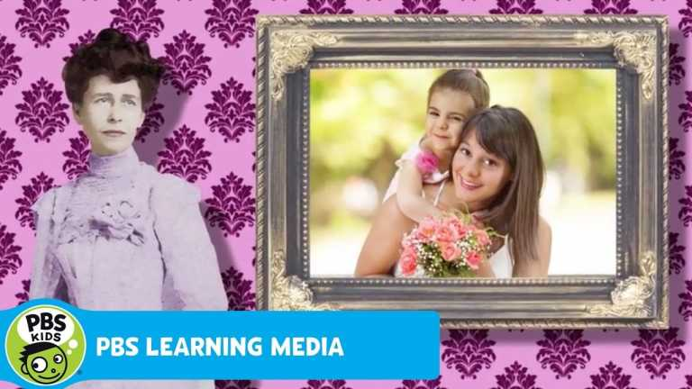 PBS LEARNING MEDIA | Mother's Day | PBS KIDS
